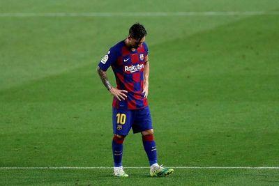 Messi comunica al Barcelona que no estará presente en el reinicio de las actividades