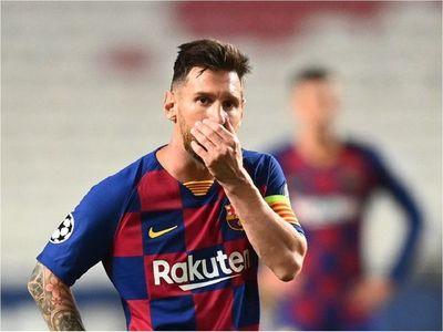 Messi anuncia al Barça que no se presentará a las pruebas médicas