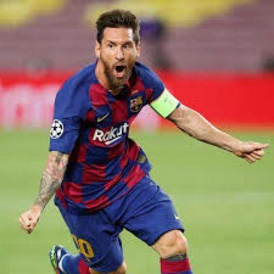 Aficionados piden a Messi que se quede y la dimisión de Bartomeu