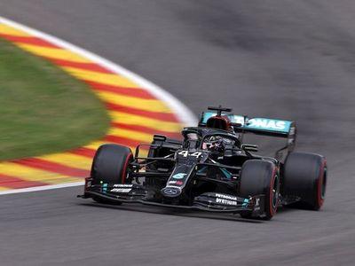Hamilton saldrá primero en Bélgica