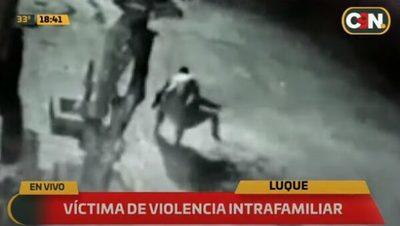 Mujer víctima de violencia insta a denunciar