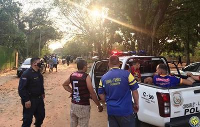 """Detienen a 16 """"pikiseros"""" por violación de la cuarentena en Tarumandy •"""