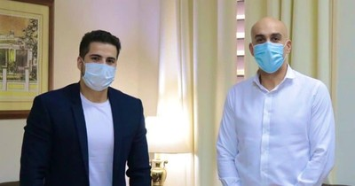 La Nación / Núñez y Mazzoleni planifican proyecto para que el sector privado reciba a pacientes con COVID-19