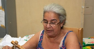 La Nación / La mujer más longeva del Buen Pastor aprendió a leer y a escribir privada de libertad