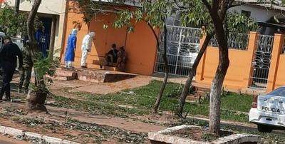 Mujer con sospechas de COVID-19 se escapó del Hospital Regional