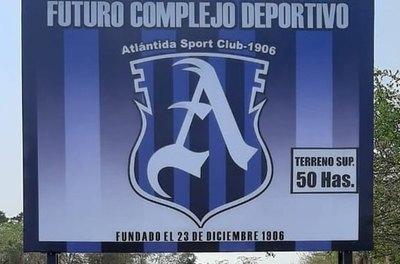 Crónica / Atlántida inició la construcción de su complejo