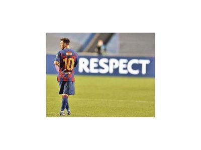 Lionel Messi no cede y ahonda el conflicto