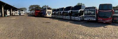 Crisis del transporte terrestre de pasajeros del interior e internacional