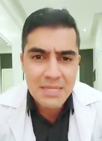 Salud censura a médico por sus opiniones