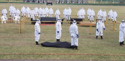 En primera quincena de setiembre estiman que Covid matará a otras 200 personas