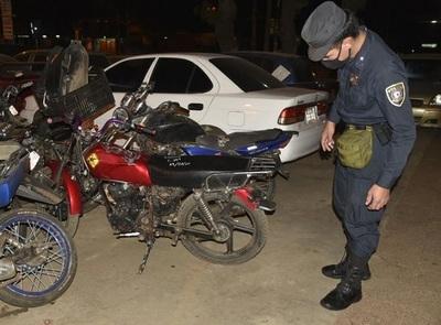 Detienen a motoasaltantes, tras perpetrar un robo en Capiatá