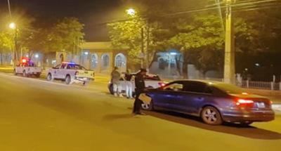 Concepción: 6 personas fueron detenidas por trasgredir la cuarentena