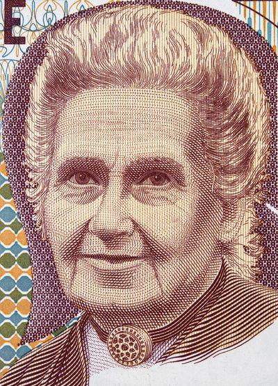 150 años del nacimiento de Maria Montessori, revolucionaria de la enseñanza
