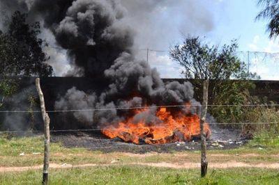 Quema de basuras y campos, Emergencia Nacional alerta sobre consecuencias catastróficas
