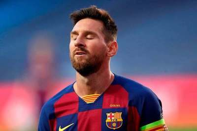 El rotundo comunicado de la Liga de España contra Lionel Messi