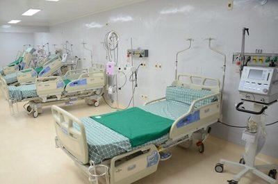 Salud sumará 40 camas de terapia intensiva en pocos días