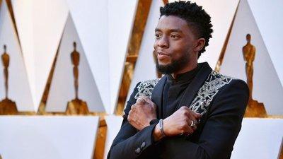 El tuit sobre la muerte del actor de 'Black Panther' bate un récord en Twitter