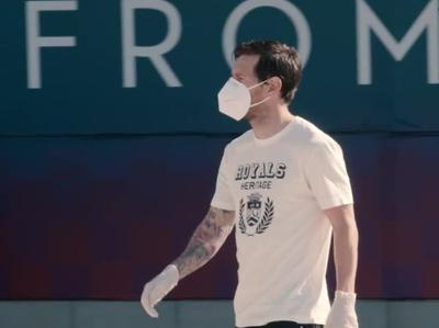 Messi no acude a las pruebas de rigor