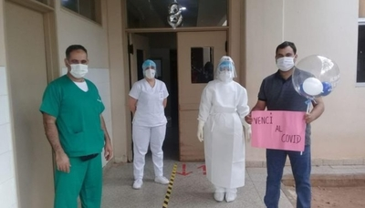 Periodista concepcionero venció al COVID-19 en terapia
