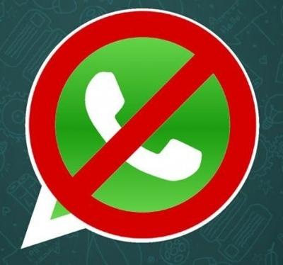 Vuelven a bloquear WhatsApp en Brasil