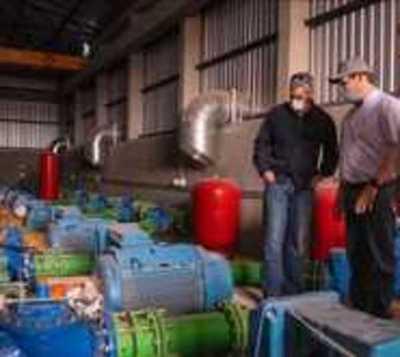 Chaco tendrá agua potable por primera vez