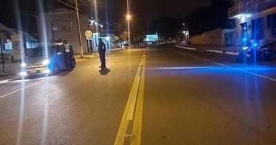 La Nación / De 17 accidentes en rutas, resultan 7 personas heridas y 2 fallecidas