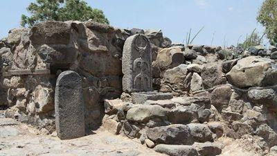 Arqueólogos desenterraron ruinas de Betsaida, la ciudad bíblica donde Jesús multiplicó los panes y los peces