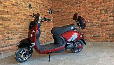 Las motocicletas de ZP para ciudad que no contaminan ni generan gastos