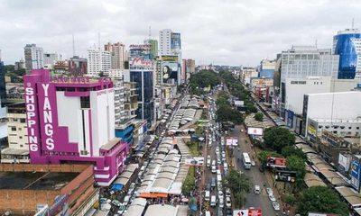 Reportan 80 mil desempleados en Ciudad del Este