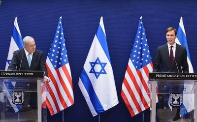 Israel negocia con árabes