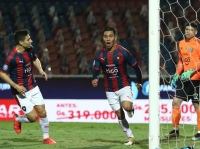 Cerro Porteño se quedó con el clásico tras vencer 2-0 a Olimpia