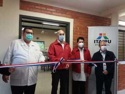 Habilitan moderno Albergue Materno en el Hospital Regional de Concepción