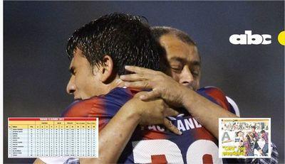 ¿Cómo estaba el Cerro de Arce después del superclásico cuando conquistó el Clausura 2013?