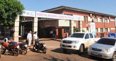 Covid-19 en Alto Paraná golpea duro contra personal de blanco