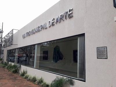Inauguran Galería del Arte ''Pedro Agüero Lugo'' en el CEMA de Encarnación