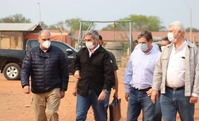 "HOY / Covid-19: Abdo resalta que ""no faltó cama de terapia para ningún paraguayo"""