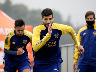 Síntomas de coronavirus en jugadores de Boca Juniors