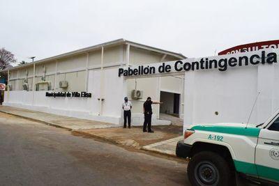 Villa Elisa inaugura mañana un pabellón de contingencia respiratoria construido en 12 días