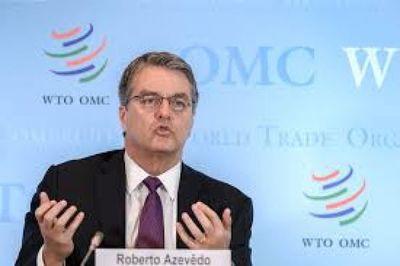 OMC se queda sin líder tras salida del brasileño Roberto Azevedo