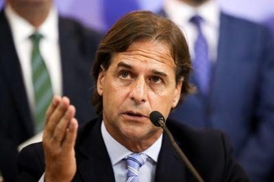 Lacalle confirma asuntos «por resolver» de Mercosur-UE tras hablar con Merkel