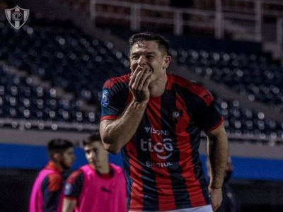 Diego Churín: El desahogo del goleador