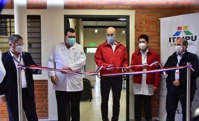 HOY / Inauguran Albergue Materno Infantil en Hospital de Concepción