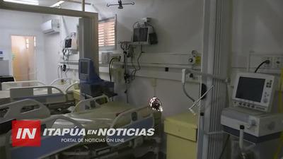 CONFIRMAN CUARTA MUERTE POR COVID EN ITAPÚA