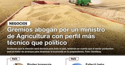 La Nación / LN PM: Las noticias más relevantes de la siesta del 31 de agosto