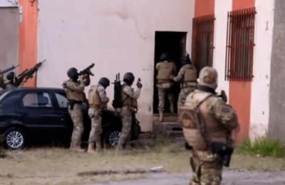 Megaoperativo en Brasil contra el grupo criminal PCC: más de 600 órdenes de arresto y allanamiento