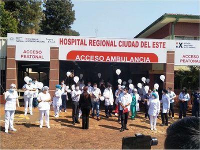 Homenajean a médicos de Alto Paraná fallecidos recientemente