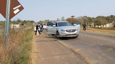 Piratas del asfalto roban G. 1.300 millones en Caazapá