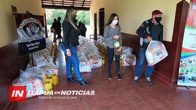 SEGUNDA ENTREGA DE KITS DE VÍVERES DEL ALMUERZO ESCOLAR EN SAN JUAN DEL PNA