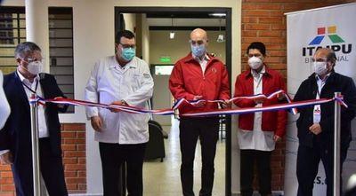 Inauguran Albergue Materno Infantil en Hospital de Concepción
