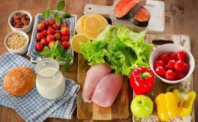 La alimentación saludable es la base para mantener el sistema inmune en condiciones